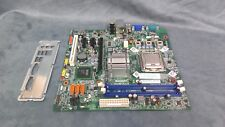 Lot of 5 Lenovo ThinkCentre A70 Motherboard 89Y0954 Intel C2D E7500  & IO Plate