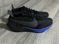 Nike Moon Racer QS Running Shoes, Men's Sz 5 Women's Sz 6 BV7779 001 Black/Blue
