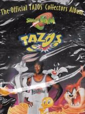 Looney Tunes Collectable Tazo Pickers & Dizks