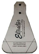 Auto Glass Windshield Cut Out Extractor Blade - 10�Blade: Ext-Delta-Xxxl