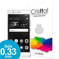 Sentete® Huawei P9 Lite Protector de Pantalla de Cristal Templado PREMIUM