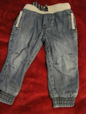 Baby & Toddler Clothing Baby Boy Miniclub Jeans 3-6 #free Post