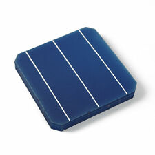 10Pcs 4.9W 0.5V 156 * 156MM Solar Cell 3 BB PV Mono 6x6 For Solar Panel