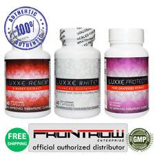 Luxxe White, Luxxe Renew, Luxxe Protect Set by FrontRow