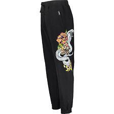 JUST CAVALLI Cobra Tattoo Print Sweatpants XL 100% cotton