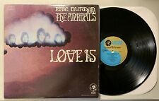 Eric Burdon and The Animals - Love Is 2LP MGM SE-4591-2 VG