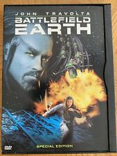 Battlefield Earth (Dvd, 2001, Special Edition) B