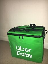 Uber Eats Official Thermal Delivery Bag With Divider New With Tags Ubereats