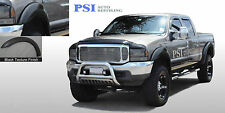 BLACK TEXTURED Extension Fender Flares 1999-2007 Ford F-250, F-350 Super Duty