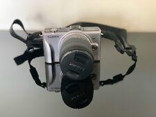 Panasonic LUMIX DMC-GF2 Camera 2 Lenses 14-42mm BOXED & MINT Condition