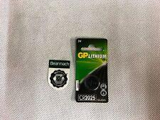 Land Rover Range Rover P38 Remote Key Fob Battery / Alarm  STC1853 x 2