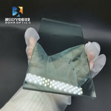 Customized large size Filter GRB3 Colored Glass For hospital Cold Light Laser