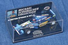 Minichamps 1/43 Michael Schumacher Collection Nr. 18 Benetton B 1995 England