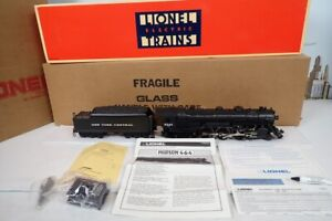 Lionel 700E O Gauge 5370 NYC Hudson Steam Engine With Case In Box - No.6-180005