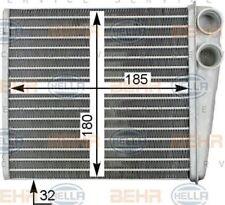 8FH 351 315-781 HELLA Wärmetauscher Innenraumheizung