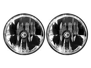 Kc Hilites 42351 7 In. Led Headlight Fits 07-16 Wrangler (Jk)