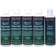 Blue Magic Wasserbett Konditionierer Conditioner 4x 236ml Vinyl-Pflege 1x 236ml