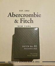 Abercrombie & Fitch (A&F) Batch No. 46 Cologne 1.7 Fl. Oz.  Ruehl 925