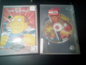 The Simpsons: The Complete Twelfth Season 12 (DVD 4-Disc Set)