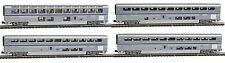 Kato set Superliner Amtrak Phase IVB 106-3516 Neu