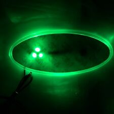 LED Car Tail Logo Auto Badge Light Green Light for Ford Focus 07 Mondeo 10