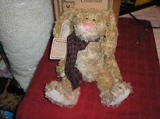 """Boyd Bears Mohair Bear Collection 12"""" Rabbit Martha J BunnyCombe w/ Tag & Box"""