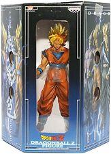 Officially Licensed Dragon Ball Z Super Saiyan Goku Crane Prize Figure
