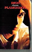 MFD IN CANADA NM 1991 POP ROCK CASSETTE CELINE CÉLINE DION DION CHANTE PLAMONDON