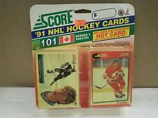 OLDER HOCKEY CARDS 1991- CANADIAN ENGLISH SERIES 1- WAYNE GRETZKY- NEW- L136