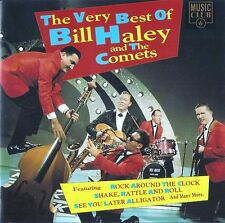 BILL HALEY AND THE COMETS : THE VERY BEST OF BILL HALEY AND THE COMETS / CD