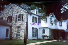 ELVIS PRESLEY GRACELAND MANSION BEFORE AIR REMOVAL SET OF 3 PHOTOS LOT CANDID