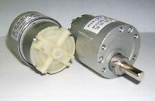 Getriebe Motor eléctrico 12V 30 Rpm / para la construcción del modelo etc