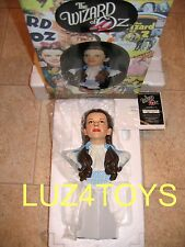 Gentle Giant Wizard Of Oz Dorothy Gale Bust 1:3 Scale Limited to  200 Worldwide