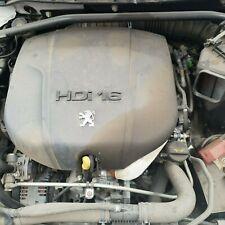 PEUGEOT 4007 ENGINE BARE , 2.2L DIESEL TURBO , DW12ME5 , VIN 4HK/4HN 145900 KMS
