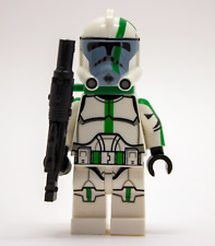 Lego Star Wars Custom ARC Clone Trooper Blitz with Rifle, Backpack, Printed Face