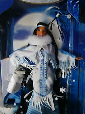 Disney Barbie Mattel Pocahontas Winter Moon Doll  90iger Jahre NRFB a.Konvult