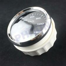 85mm GPS speedometers 8 Colors Backlight 0-200MPH 300km/h LCD speed odometers