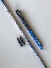 Fujikura Speeder Evolution V 661 Stiff Graphite Wood Shaft + Adapter & Grip