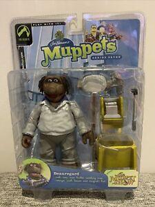 Jim Henson's Muppets Series 7 Beauregard Figurine Collectible