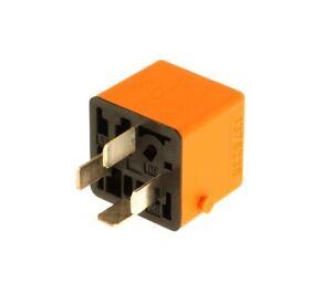 🔥Bosch 0332019456 Multi Purpose Relay 4-Prong Orange For BMW E23 E24 E28 E30🔥