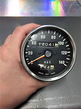Used Original Vintage 72-75 Kawasaki Z1 900cc Speedometer IHD2#3+ *PARTS*