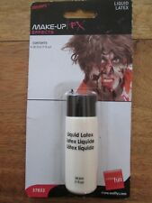 Liquid Latex Fancy Dress Halloween FX Zombie Face Painting Fake Scar Make Up