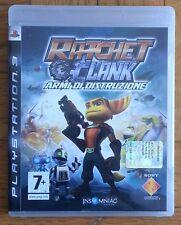 PS3 Ratchet & Clank Armi di Distruzione PAL ITA PS3