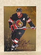 1998-99 Be A Player Autographs Gold #248 Shawn McEachern