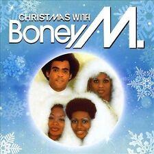 FREE US SHIP. on ANY 3+ CDs! NEW CD Boney M: Christmas With Boney M (Reis) Impor
