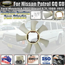 Cooling Fan Blade for Nissan Patrol GQ Y60 Ford Maverick TD42 Diesel 4.2L 88-97
