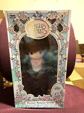 Precious Moments Andrew Groom Vinyl Doll by Rose Art 1992 NIB