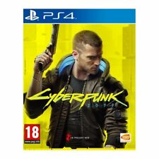 Cyberpunk 2077 (PS4)  BRAND NEW AND SEALED - IN STOCK - FREE POSTAGE