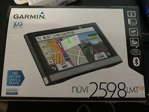 "Garmin Nuvi 2598LMTHD 5"" GPS Unit - Black (010-01123-32)"
