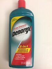 Denorex 2-In-1 Dandruff Shampoo + Conditioner, Salicylic Acid  Extra Protection